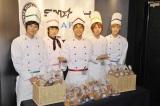 タワーレコード渋谷店に1日限定でカフェをオープンしたSM☆SH