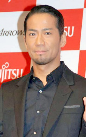 富士通の『2011年冬モデル NTTドコモ向け新商品発表会』に出席したEXILE・HIRO (C)ORICON DD inc.
