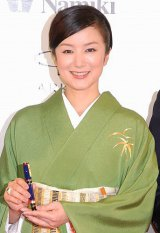 鈴木京香 (C)ORICON DD inc.