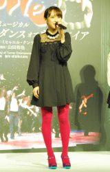 ミュージカル『ダンス オブ ヴァンパイア』製作発表会に出席した元モーニング娘。の高橋愛 (C)ORICON DD inc.