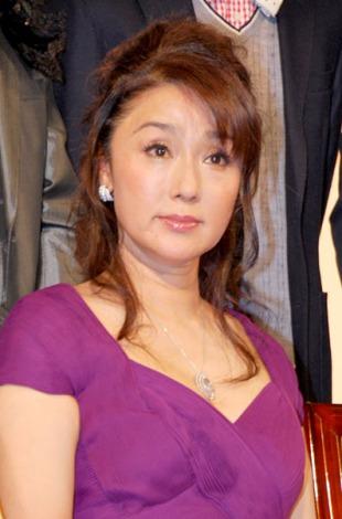 CS局『LaLa TV』の記者発表会に出席した浅野ゆう子 (C)ORICON DD inc.