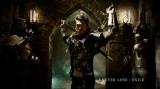 ソーシャルゲーム『聖戦ケルベロス』の新CMで騎士に扮するAKIRA