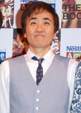 新アルバム『よっちゃばれ』の発売記念イベントを行ったTHE BOOM・栃木孝夫 (C)ORICON DD inc