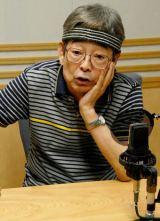 喉頭がんのため死去した立川談志さん【2010年6月撮影】 (C)ORICON DD inc.