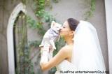 再婚した吉川ひなのが挙式