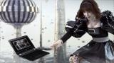 日本ヒューレット・パッカード『HPサポートエンジェルNEXT モバイル』篇CMカット