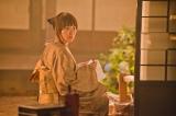 ヒロイン・神谷薫役の武井咲 (C)和月伸宏/集英社 (C)2012「るろうに剣心」製作委員会