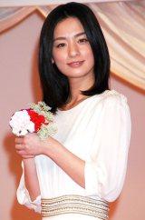 """2011年『""""ブレイク女優""""ランキング』、9位に選ばれた尾野真千子 (C)ORICON DD inc."""