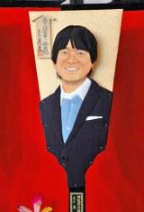 2011年の『変わり羽子板』10点お披露目 ※写真は、橋下徹大阪新市長 (C)ORICON DD inc.