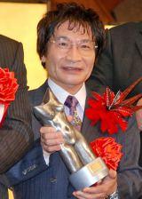2011年『ゆうもあ大賞』表彰式に出席した尾木直樹 (C)ORICON DD inc.