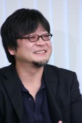 最新作への想いを明かす細田守監督 (C)ORICON DD inc.