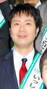 吉本興業とファミリーマートのコラボプロジェクト『いっしょに、笑顔。』発表会見に出席した藤井隆 (C)ORICON DD inc.