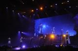 2PMの日本武道館公演で日本デビュー曲を初披露した2AM(写真:今津聡子)