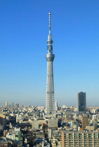 東京スカイツリーの夜景価値は平均7176円(月額)