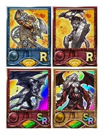 カードシミュレーションRPG『KINGDOM CONQUEST HEAVEN』