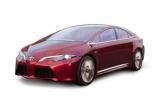 2012年北米国際自動車ショーで初公開されたトヨタの次世代PHV「NS4」