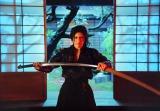 邦画にはないビジュアルインパクトを映画館のスクリーンで 映画『BUNRAKU ブンラク』より (C)Bunraku Productions, LLC (a subsidiary of Snoot Entertainment