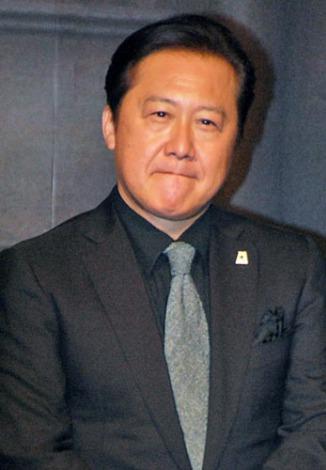 映画『逆転裁判』完成披露イベントに出席した石橋凌 (C)ORICON DD inc.