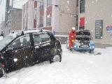 東京都心の積雪によりJAF関東本部管轄エリアへの救援依頼が5000件を超えたという