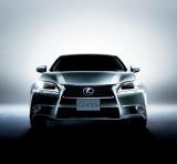 新時代デザインが採用されたレクサス「GS」シリーズ(写真は「GS450h」)