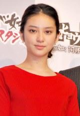 15歳の生意気な少女・ユキの声優を務めた武井咲 (C)ORICON DD inc.
