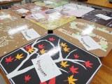 学生たちの手書きメッセージを添えて福島県いわき市に届けた