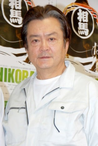舞台『HIKOBAE』制作発表会に出席した大和田伸也 (C)ORICON DD inc.