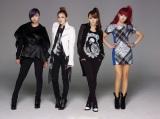 新曲が『CanCam』CM曲に決定した2NE1