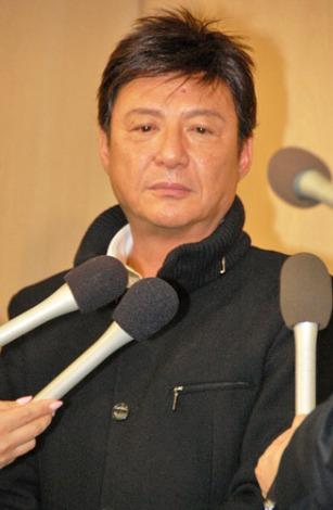 北公次さんの訃報を受け、緊急会見を行ったフォーリーブスの江木俊夫 (C)ORICON DD inc.