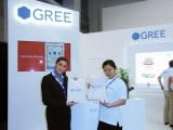 GREEが世界最大級のモバイル通信展示会『MWC』に初出展した。