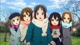 映画『けいおん!』より  (C)かきふらい・芳文社/桜高軽音部