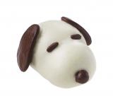 USJが発売しているカスタード味の『スヌーピーまん』(税込400円)