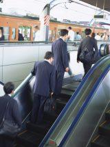 国交省調査によると、朝の通勤ラッシュでもっとも混雑しているのはJR中央・総武線(普通)の錦糸町‐両国だった