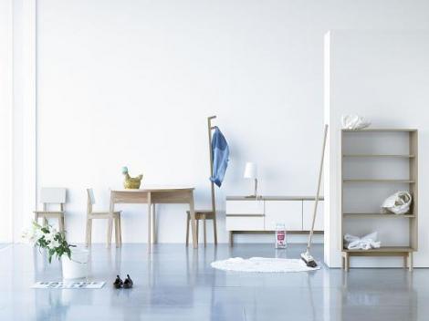 約2年ぶりに発行されるイデーの最新家具カタログ『IDEE Furniture Collection 2012-2013; LIFECYCLING ISSUE』に収録されているカット