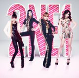 2NE1(左からダラ、ミンジ、CL、ボム)