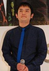 『日本生命みらい創造プロジェクト』新CM発表会に出席したゆずの岩沢厚治 (C)ORICON DD inc.