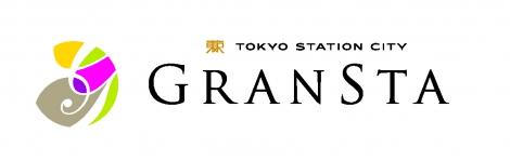 東京駅のエキナカ・GRANSTA(グランスタ)ロゴ