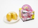 バームクーヘンとりんごを組み合わせた「Hello Kitty Japan」の商品・あっぷるクーヘン