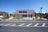 ミサワホーム総合研究所が設計した保育施設・コビープリスクールさくらのさと(千葉県野田市)外観