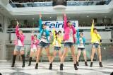 3rdシングル「Beat Generation/No More Distance」発売記念イベントを行ったFairies