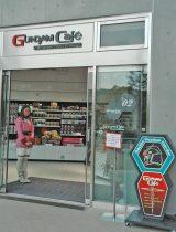 ガンダムの常設型エンタテインメント施設「ガンダムフロント東京」のほか、「ガンダムカフェ」も出店