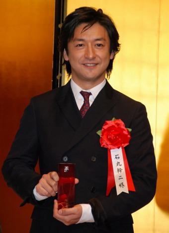 『第37回菊田一夫演劇賞』に出席した石丸幹二 (C)ORICON DD inc.