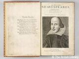 駐日英国大使館 大使公邸で特別公開されるウィリアム・シェイクスピアの戯曲集