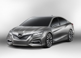 北京モーターショーにて発表されたコンセプトモデル『Concept C』