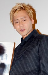 映画『フェイシズ』の公開記念トークイベントに出席したヒロシ (C)ORICON DD inc.