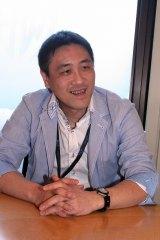 『アクセル・ワールド』を企画したしたワーナー・エンターテイメント・ジャパンの川瀬浩平プロデューサー (C)ORICON DD inc.