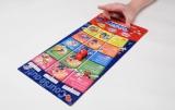 人生の大きな節目は、『チョロQ』を走らせ止まったところの指示に従う新ルール「GO!GO!チョロQチャレンジボード」で決まる