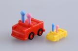 「GO!GO!チョロQチャレンジボード」のチョロQと自動車コマ