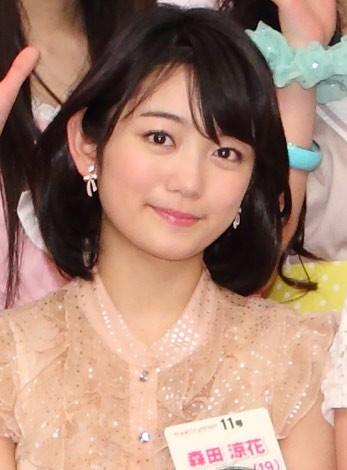 微笑み森田涼花25