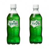 今春、パッケージを日本発売当時である1970年代風のデザインにした「スプライト」